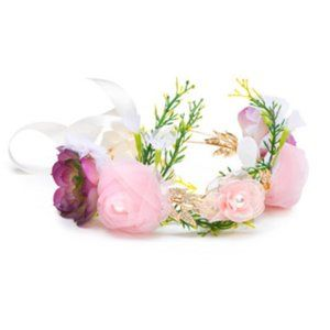 David Tutera Accessories - David Tutera Wedding/BoHo festival flower crown